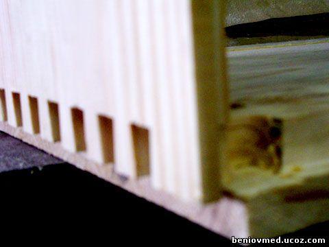сглобка за пчелен кошер
