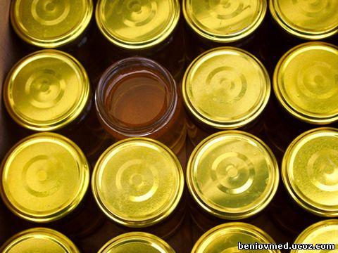състав на пчелния мед